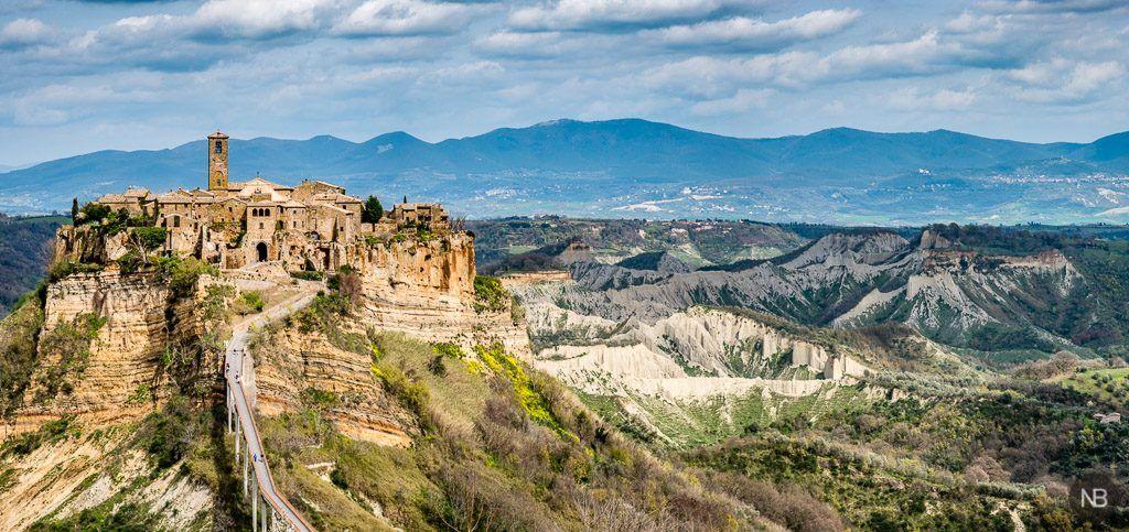 Civita de Bagnoregio Umbria