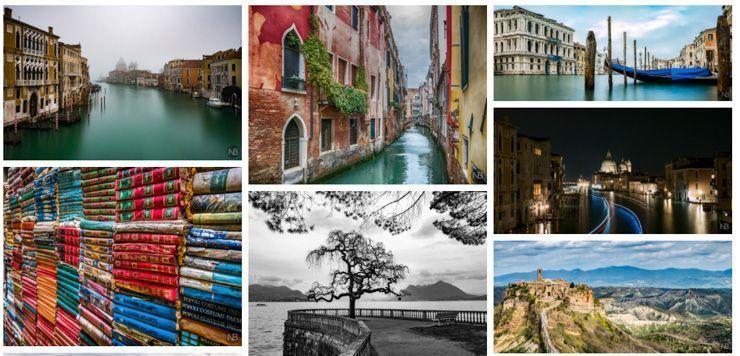 Selección de fotos para portfolio