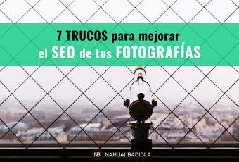 Factores clave para el éxito de tu web de fotografía