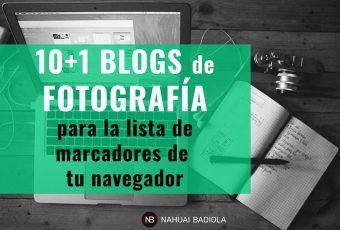 10+1 Blogs de fotografía para la lista de marcadores de tu navegador