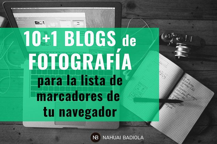 Blogs de fotografía recomendados