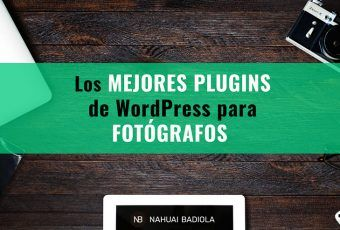 Los mejores plugins de WordPress para fotógrafos