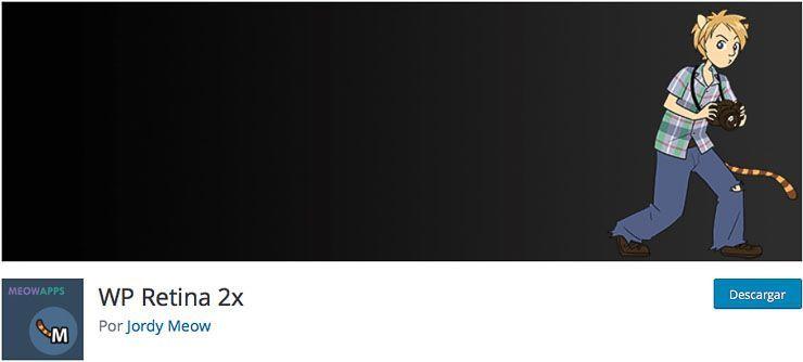Retina 2X plugin