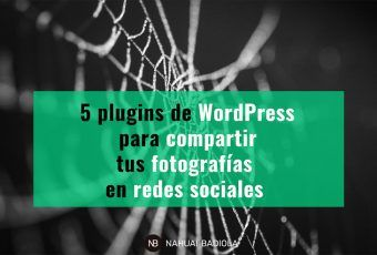 5 plugins de WordPress para compartir tus fotografías en redes sociales