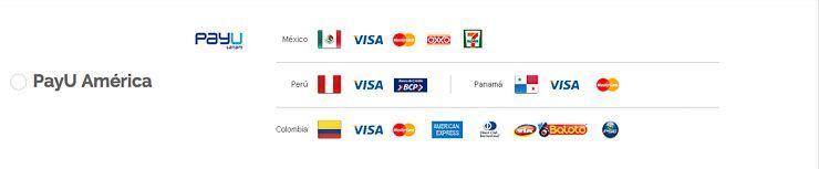 Pago PayU Webempresa