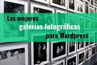 Las mejores galerías fotográficas para WordPress