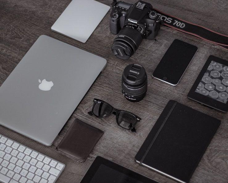 Crear tu propia web de fotografía para diferenciarte