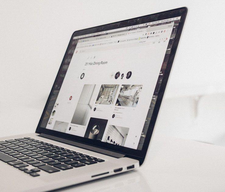 crear web de fotografia