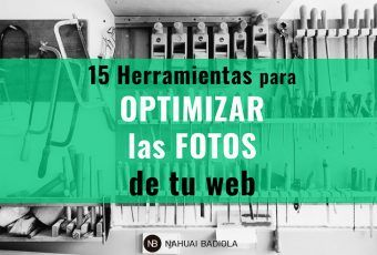 15 Herramientas para optimizar las fotos de tu web
