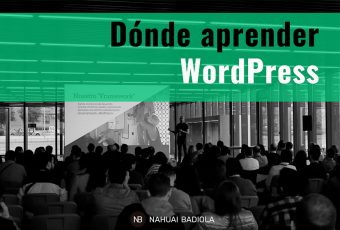 Donde aprender WordPress